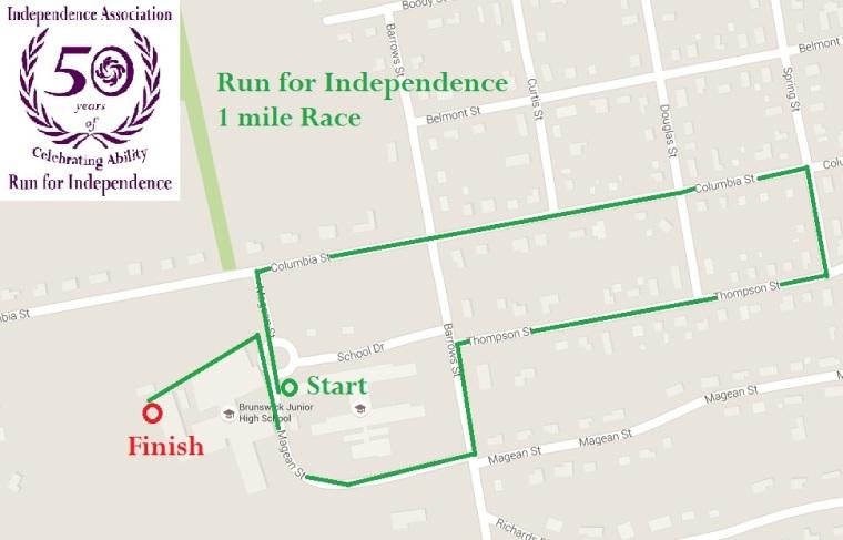 1 mile