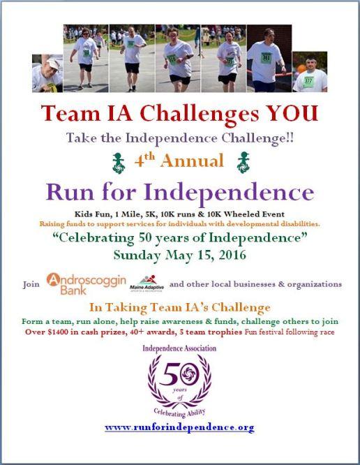 team IA challenge cover